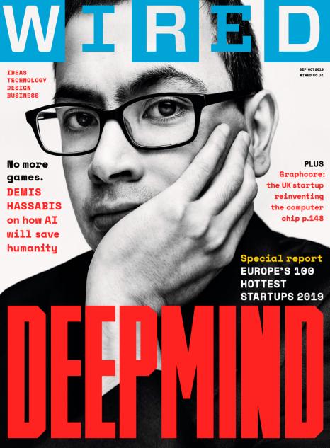 雅思阅读月刊杂志《连线》(Wired)2019年1-9月刊电子课本