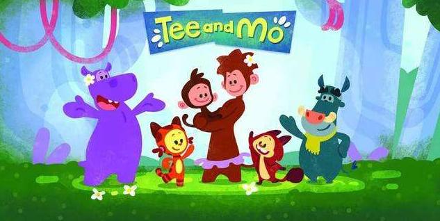 儿童益智动画片《Tee and Mo》第1季50集下载学习分享