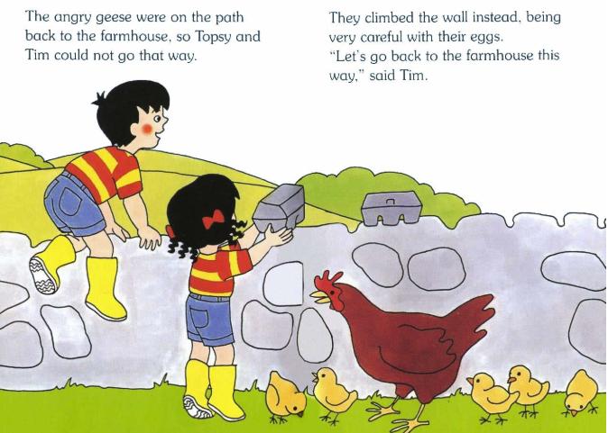英文启蒙绘本《托普西和蒂姆 Topsy and Tim》系列共18册赶快收藏!