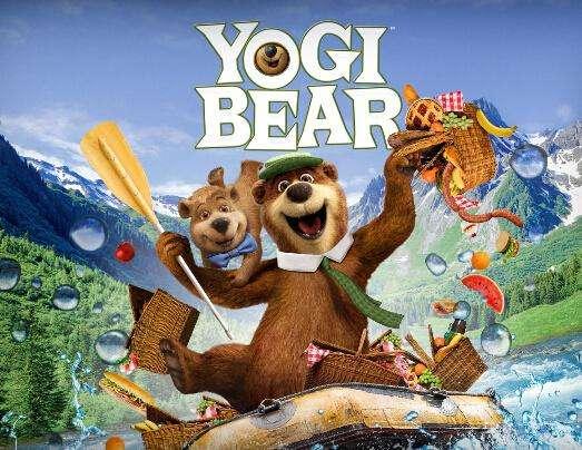 <b style='color:red'>少儿</b>3D英语动画片《瑜伽熊》电影完整版无偿分享!