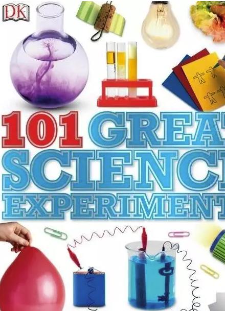 免费领 | 101个伟大的科学实验,让孩子发现世界!资源分享!