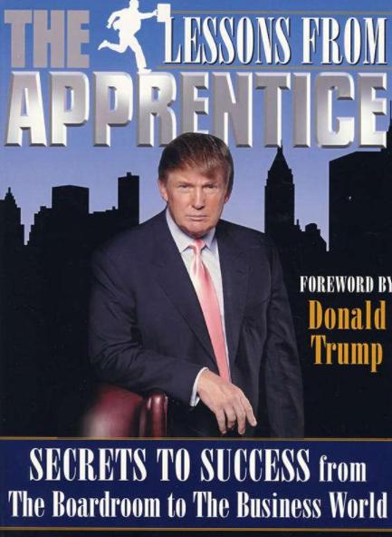 《学徒(The Apprentice)》第1季第1册中英文版本