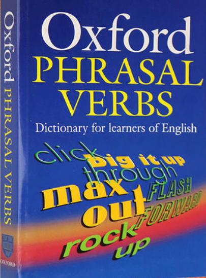 牛津动词短语词典Oxford Phrasal Verbs Dictionary云盘PDF下载百度云分享