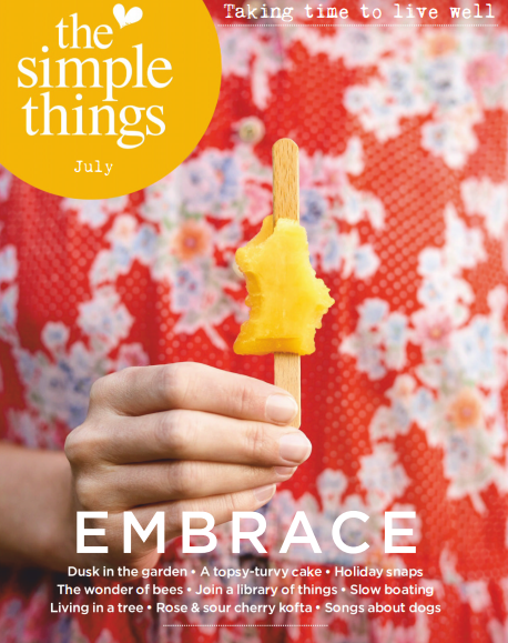 英国生活杂志 The Simple Things 2019年1-7月刊合集下载!