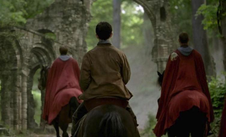 看英剧学英语《梅林传奇第三季》百度网盘资源百度网盘分享!