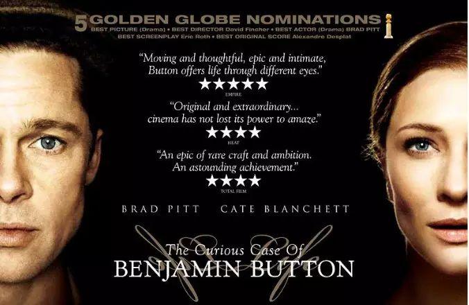 时光倒流电影《本杰明·巴顿奇事》免费观看资料大全