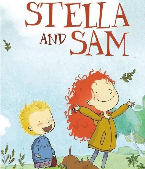 【<b style='color:red'>启蒙</b>动画】加拿大童趣动画《Stella and Sam》大小S童年梦电子版分享!
