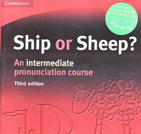 [雅思资料]掌握英语发音规律《剑桥国际英语语音教程》MP3+PDF下载