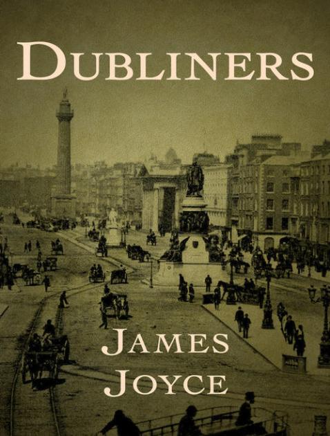 豆瓣评分9.1分英文小说《Dubliners》pdf下载免费资料