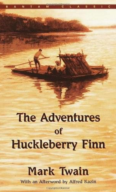 经典的英文小说 The Adventures of Huckleberry Finn PDF下载