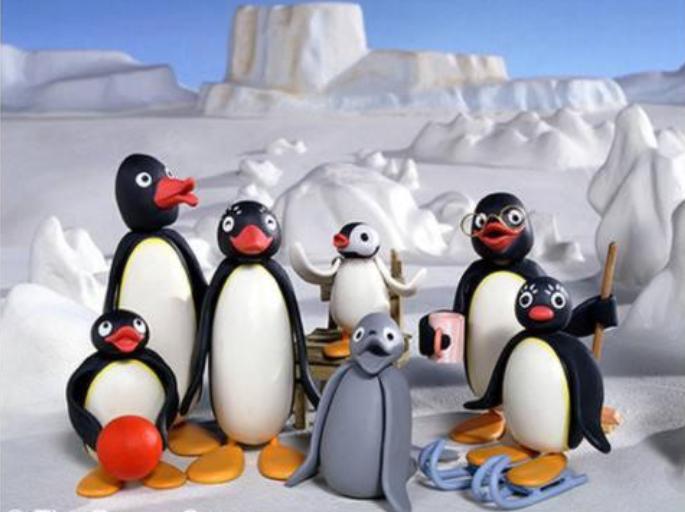 幼儿教育动画片《企鹅家族(PINGU)》第4季高清下载全套分享!