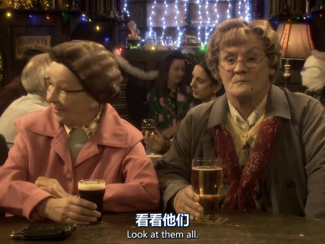 英国喜剧《布朗夫人的儿子们第三季》百度网盘学习资源下载!