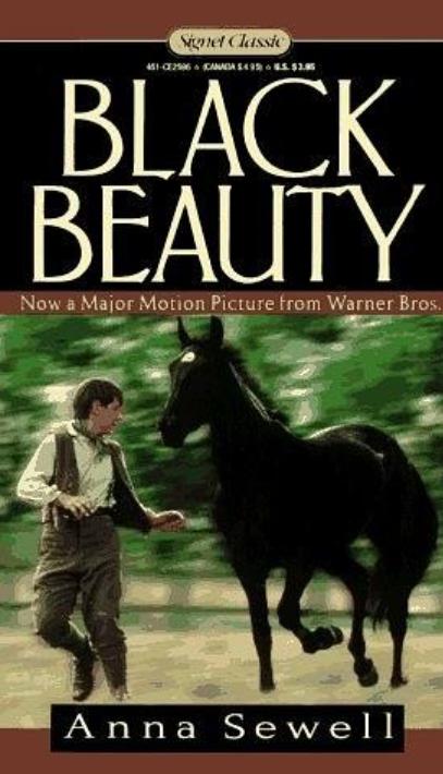 英语阅读拓展书《black beauty》PDF下载全套分享