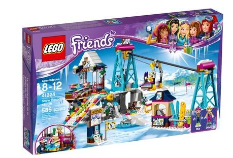 儿童英文章节书 乐高女孩系列 LEGO Friends 6册 (epub版)下载免费资源