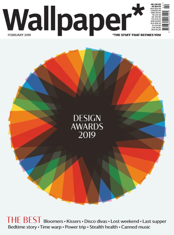 英文时尚杂志《WALLPAPER》2019年2月刊PDF下载