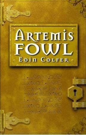 英文小说原版《阿特米斯的奇幻历险》高清PDF下载全套资源!