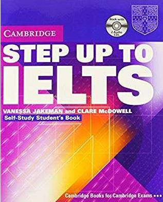 国外雅思原版教材Step Up To IELTS(pdf+MP3)下载