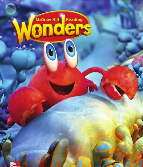 加州语文《Wonders GK》 北美外教视频课65节(PDF+音频)