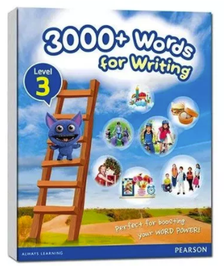 朗文香港小学英语写作《3000+ Words For Writing》免费下载