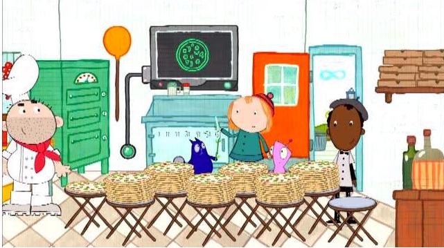 6岁儿童英语动画片《佩格和小猫 Peg+Cat》第4季下载免费获取。