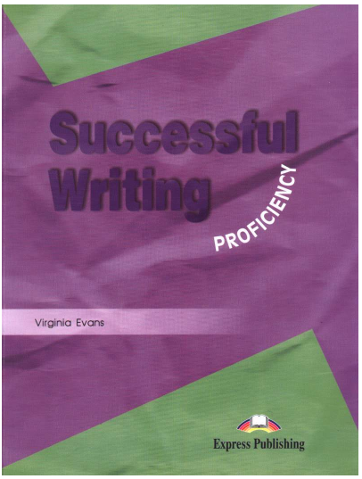 雅思原版写作教材《Successful Writing Proficiency》PDF下载全套