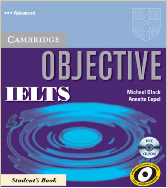 [雅思资料]剑桥出版书籍《Objective IELTS》教师用书电子版pdf下载