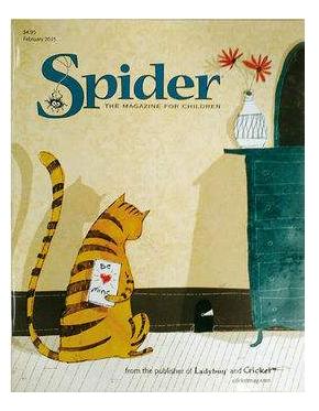美国儿童文学杂志Cricket Media 2019年9月刊(6本)下载免费资料