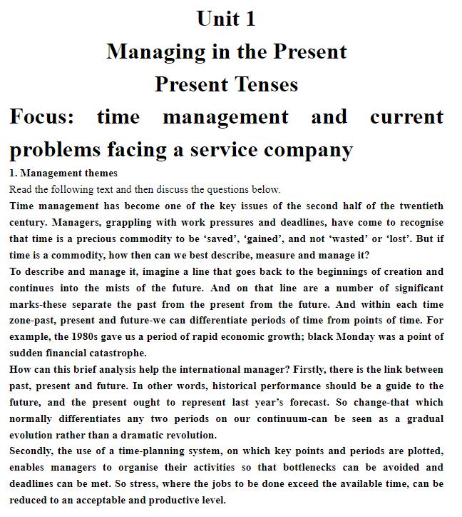 bec教材文本 BEC高级剑桥原版教材pdf下载