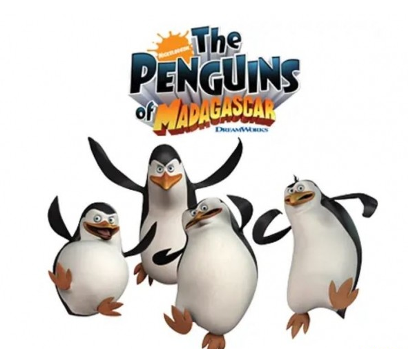 欢乐爆笑动画《马达加斯加的企鹅》第一季共四十三集