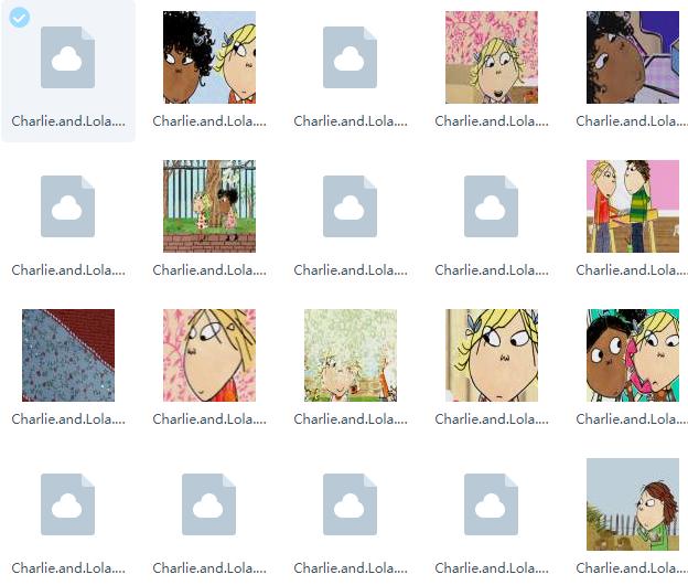 bbc儿童节目视频《查理和罗拉》第3季下载网盘分享!