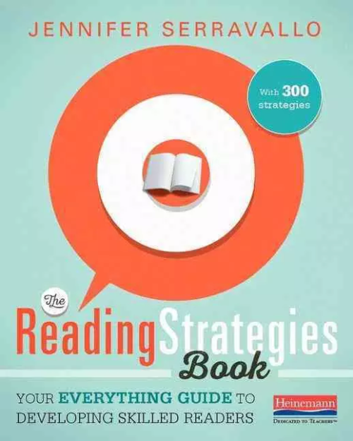 The <b style='color:red'>Reading</b> Strategies Book 美亚基础阅读教学技能训练书系列分享!
