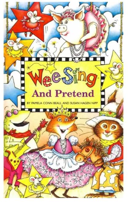 欧美经典英文儿歌Wee Sing <b style='color:red'>全套</b>(音频+MP3)下载pdf分享!