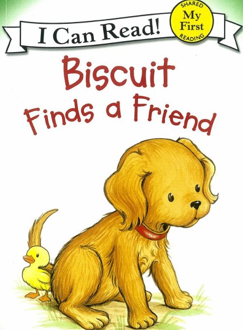 饼干狗系列《Biscuit Finds a Friend》小饼干找朋友百度网盘下载