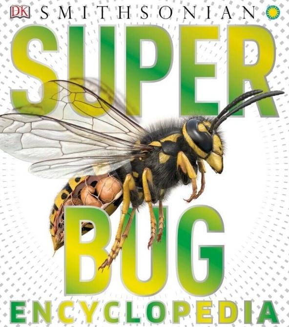 DK出版的超级昆虫百科《Super Bug Encyclopedia》<b style='color:red'>学习</b>分享
