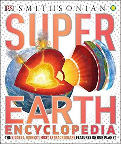 DK出版的超级地球百科全书《super earth encyclopedia》百度云!