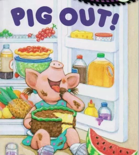 <b style='color:red'>少儿</b>睡前故事 | 小猪游记 Pig Out网盘资源下载。