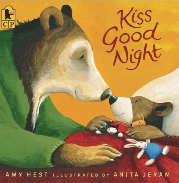 英文电子书绘本《Kiss Good Night》pdf网盘资源下载全系列