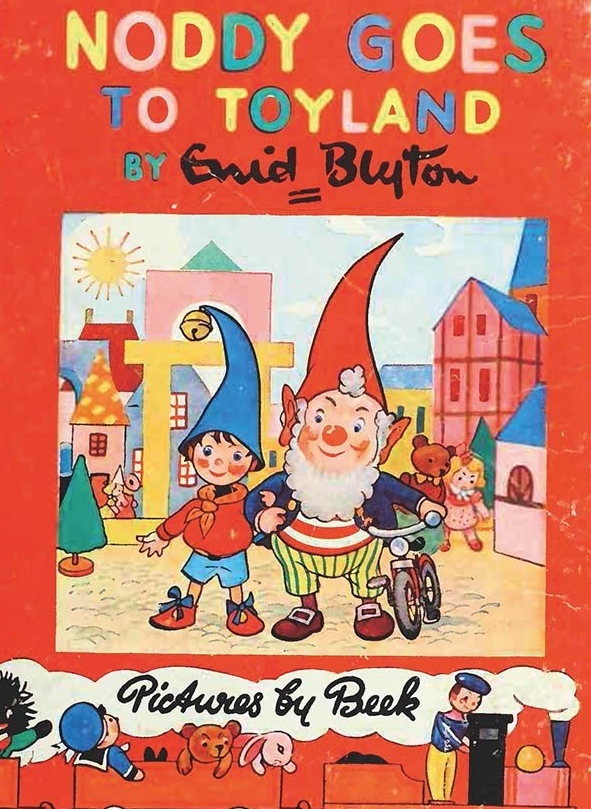 《诺弟 Noddy》图书3册 PDF版(绘本+桥梁书)电子书