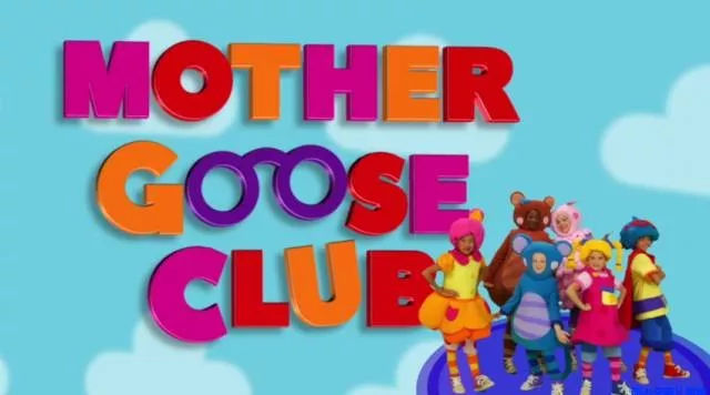 鹅妈妈童谣俱乐部《mother goose club》英文儿歌视频电子课件