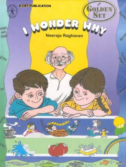 儿童知识类图书《我想知道为什么》I Wonder Why免费下载