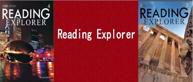 "《Reading Explorer》带你读懂""<b style='color:red'>国家地理</b>""杂志!pdf分享!"
