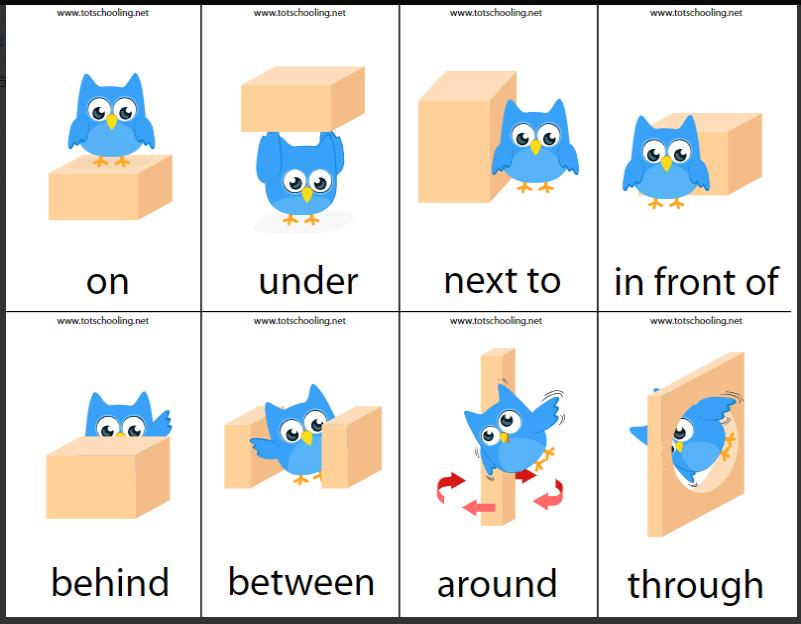 儿童趣味背单词素材彩色电子版(可打印)资源分享