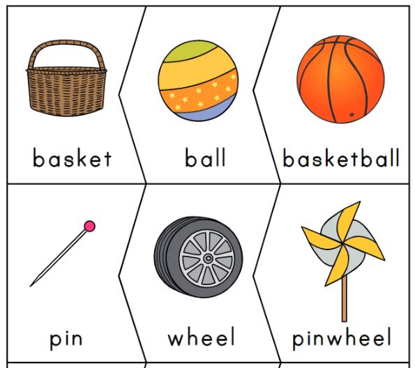 好记又好玩的英语单词组合记忆法资源下载