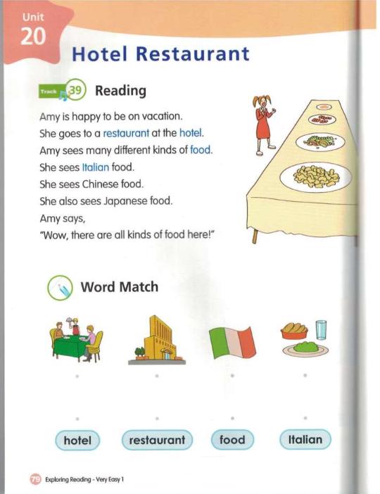 麦克森阅读教材《Exploring Reading Very Easy》1-3册的资料