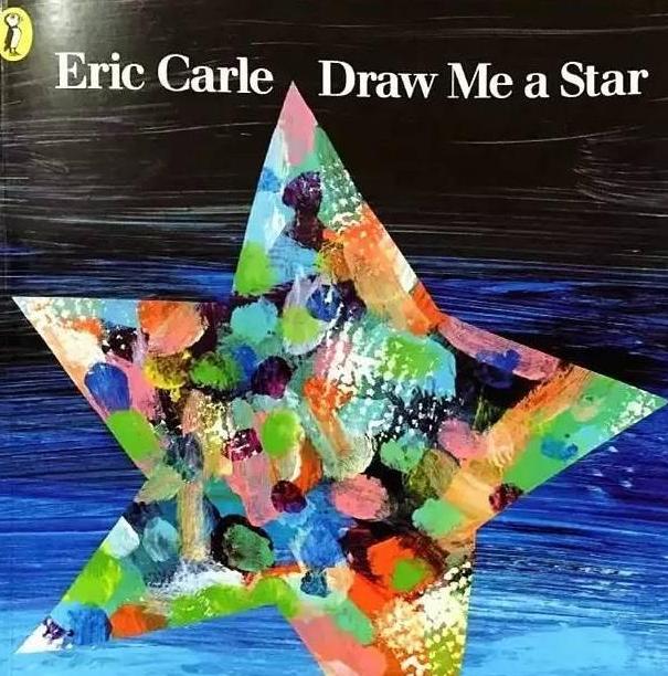 少儿英语绘本故事丨Draw me a star 给我画颗星星全套分享