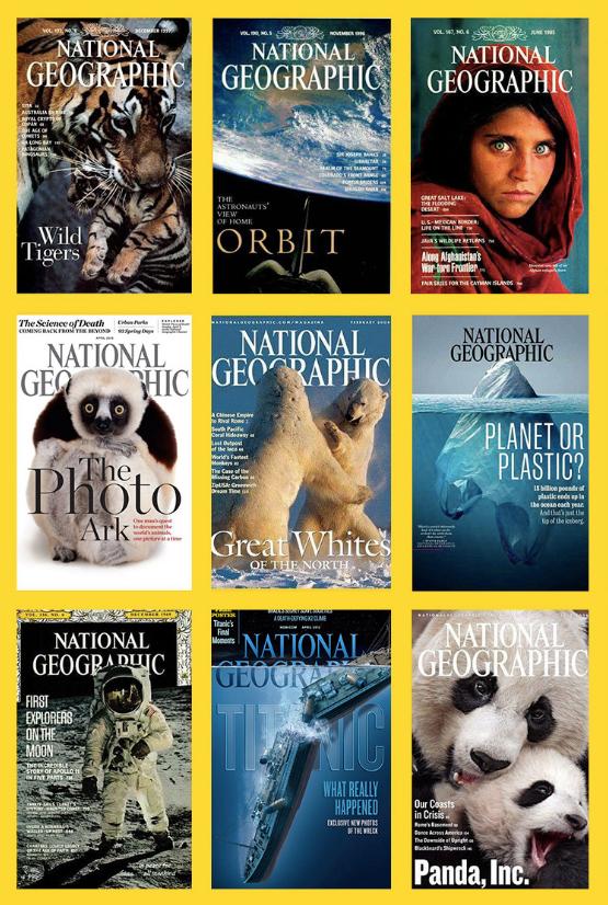 国家地理中文网:《小探险家》双语百科50集pdf分享!