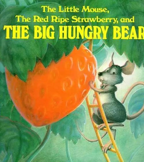 少儿英语绘本故事丨大饿熊 The Big Hungry Bear