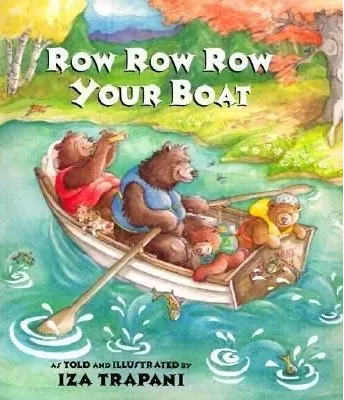 幼儿经典划船歌《Row Row Row Your Boat》下载地址