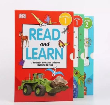 儿童分级阅读系列《DK Readers》 英文科普启蒙的最好读本