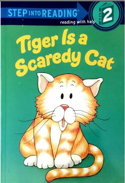 《Tiger是个胆小鬼》兰登经典分级阅读英文绘本资源分享